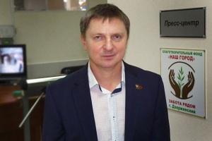 Владимир Жук в «Нашем городе» Фото: Двести РУ