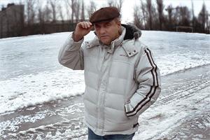 В. Вахрушев: «I'll be back» Фото: Двести РУ