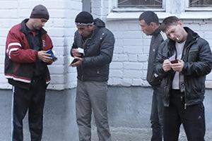 Трудовые мигранты стремятся в Котельники Фото: НТВ