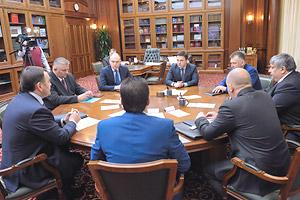 Силовики - это сила Фото: пресс-служба губернатора МО