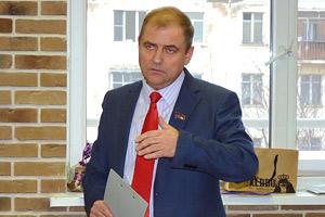 В. Вахрушев стал председателем новой общественной организации Фото: Двести РУ