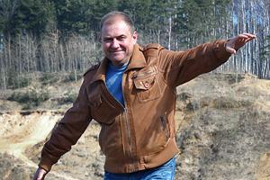 В. Вахрушев: остаюсь нейтральным человеком Фото: Двести РУ