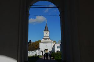 Николо-Угрешский монастырь Фото: Двести РУ