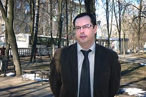 А. Колпаков: иные кандидаты занимаются симуляцией выборов Фото: Двести РУ