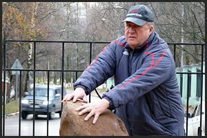 Владимир Колесников, 2011 год Фото: Двести РУ