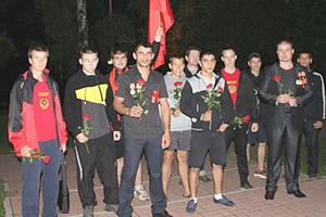Есть и такая партия! Фото: пресс-служба парткома КПКР