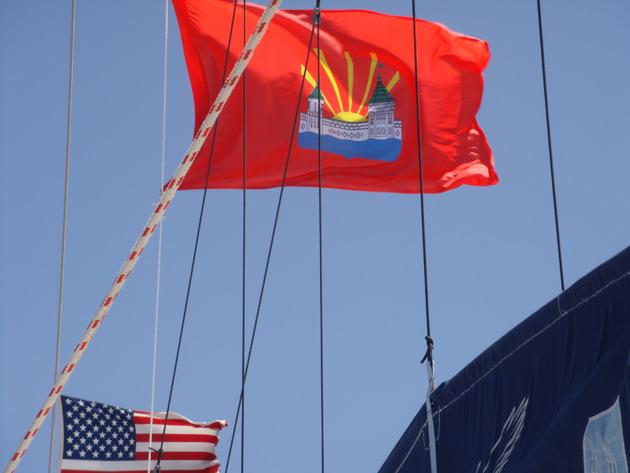 Флаги бывают разные
