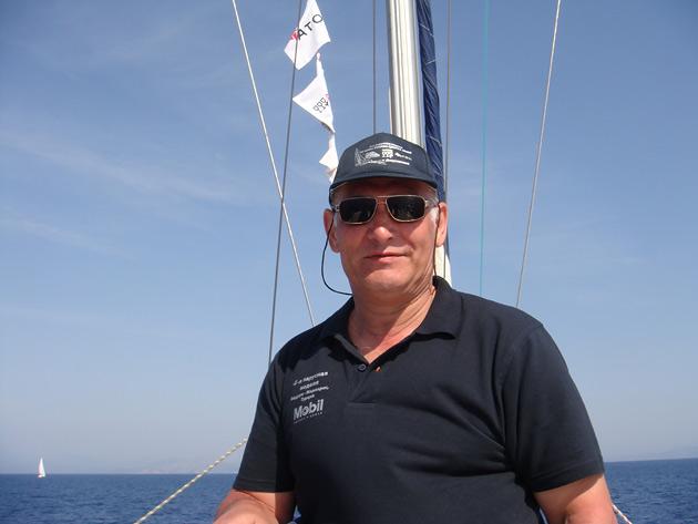 2013 год, Эгейское море