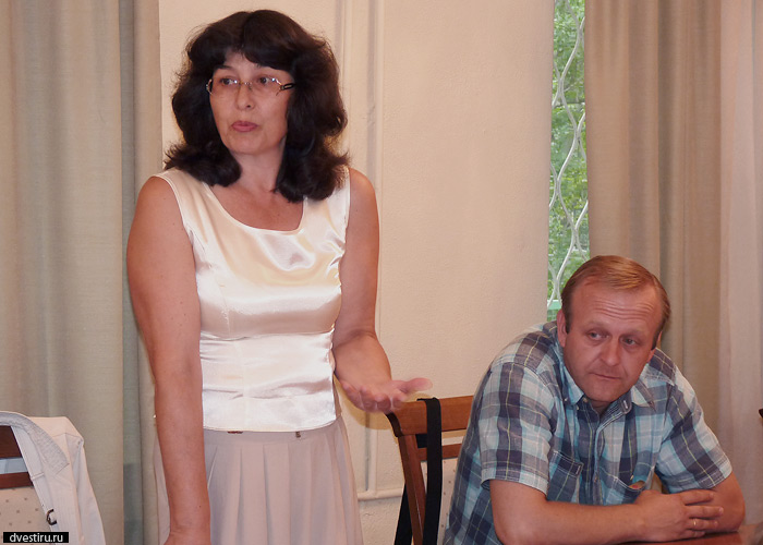 Лидия Ивченкова - главный бухгалтер НП «Футбольный клуб Орбита», главный бухгалтер благотворительного фонда «Истоки спорта»