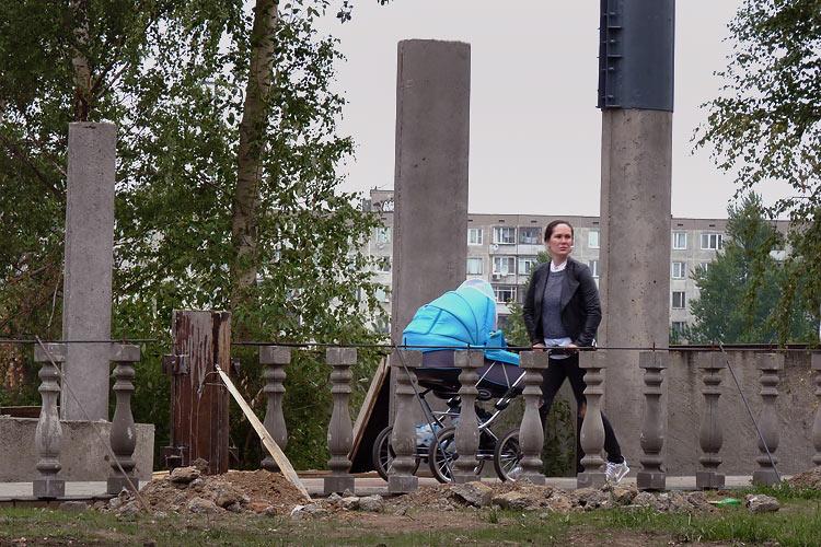 Здесь будет город-стиль Фото: Двести РУ