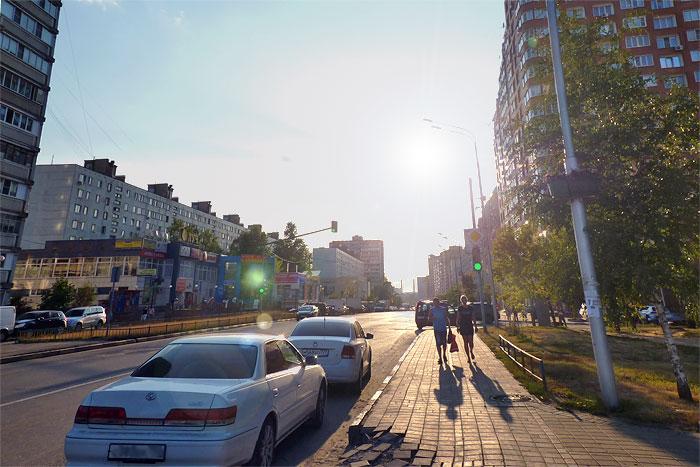 Город Дзержинский, 11 августа 2014