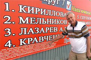 Угрешский партизан Фото: Двести РУ