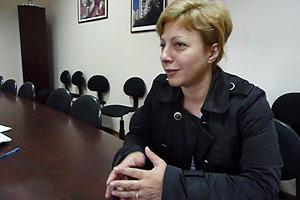 Кандидат в депутаты Алла Кечеджан Фото: Двести РУ архив