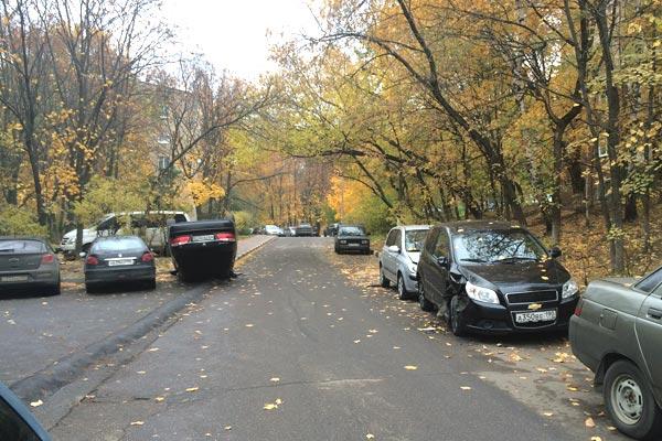 Улица Лермонтова 13 октября 2014 г.