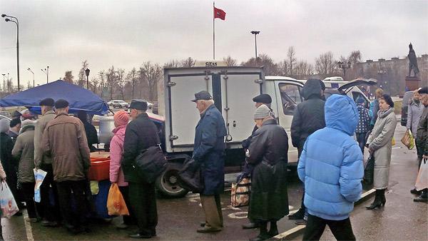 Жители Дзержинского уверены в завтрашнем дне