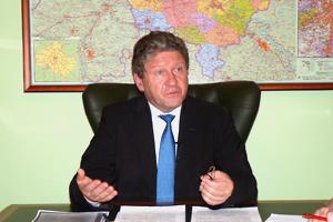 Р. Вильданов: «Это не штраф, а налог» Фото: Двести РУ