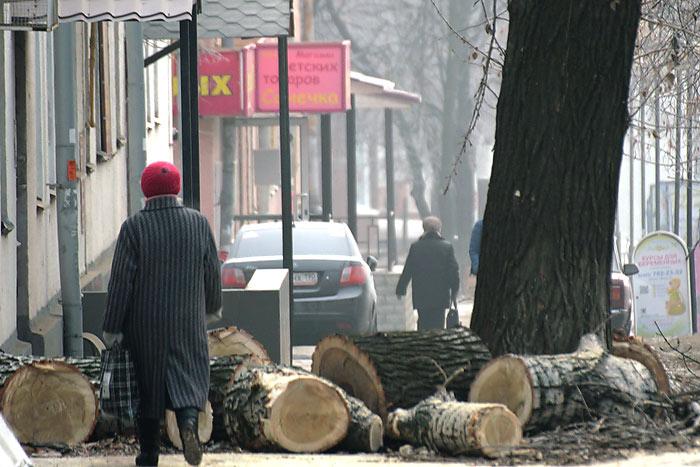 На улице Ленина