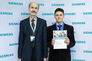 Руководитель и победитель Фото: Siemens