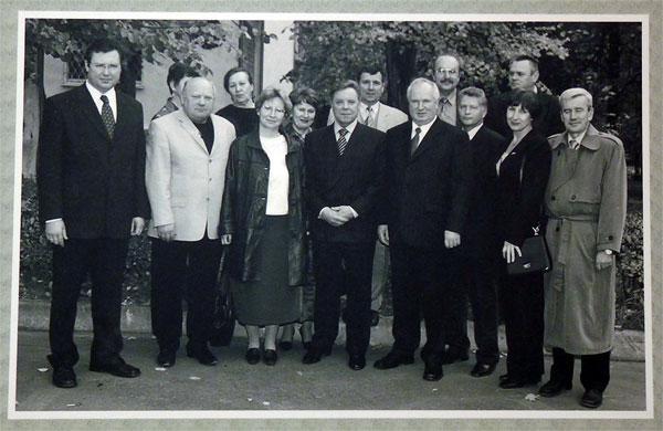 Борис Громов и Виктор Доркин. Команда Доркина