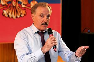 В. Ружицкий считает, что Дзержинку от Люберец «взяли»